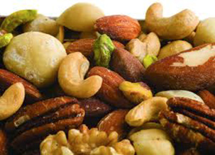 Nuts Greatly Reduce The Risk Of Cancer And Heart Disease