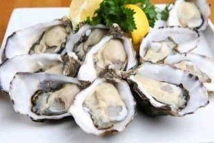 Oysters and male infertility